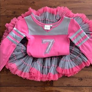 Ooh! La la! Couture Tutu Dress Size 6X/7